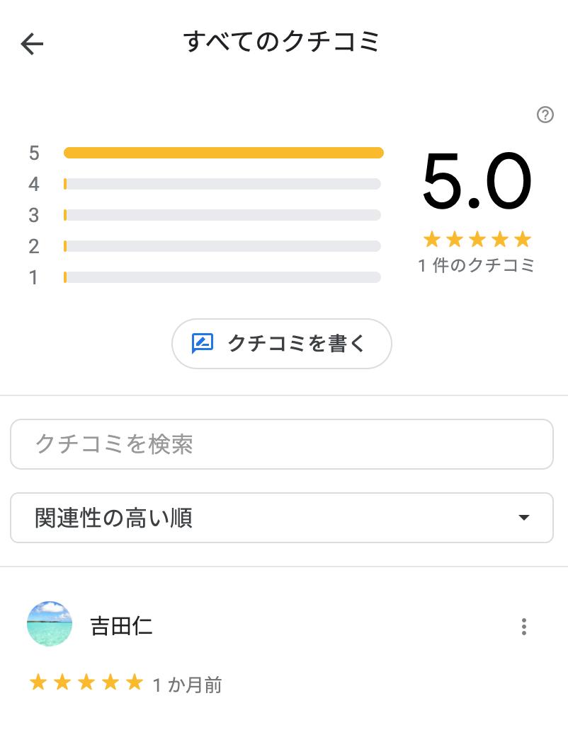 新宿南口店口コミ